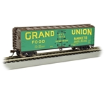 40' Wood Reefer - Grand Union
