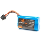 7.4v 850mAh Li-ion battery: ASPX