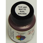 Matte Rail Brown 1 oz.