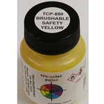 Brushable Safety Yellow 1 oz.