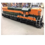 SD-9 w/DCC & Sound. Great Northern #599