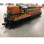 SD-7 Great Northern #568 w/DCC