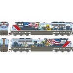 PRE-ORDER SD70ACe w/DCC & Sound, UP #1111