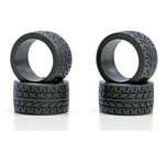 MINI-Z Racing Radial Wide Tire 10°