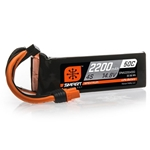 14.8V 2200mAh 4S 50C Smart LiPo Battery, IC3