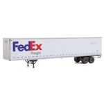 53' Stoughton Trailer 2-Pack - Assembled -- FedEx Freight