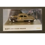 1949 Ford Maryland State Police