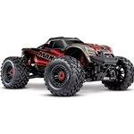 Traxxas Maxx 1:10 4WD Brushless - Red