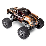 Stampede®: 1/10 Scale Monster Truck. Ready-to-Race® with TQ 2.4GHz radio system and XL-5 ESC (fwd/rev). Includes: 7-Cell NiMH 3000mAh Traxxas® battery