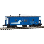 International Bay Window Caboose - Conrail 24518
