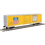 50' FGE Insulated Boxcar - Union Pacific 490604