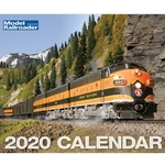 Model Railroader Magazine 2020 Calendar