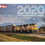 Trains Magazine 2020 Calendar