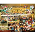 Old-Fashioned Toy Shop - 1000 Pieces
