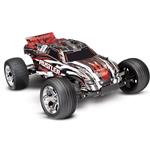 Rustler VXL 2WD 1:10 - Red