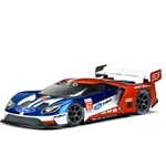 Ford GT Light Weight Clear Body 190mm