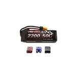 11.1V 50C 3S 2200mAh Rock Crawler LiPo Battery: UNI 2.0 Plug