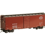 HO Scale New York Central NYC #167299 - RTR 40' PS-1 Boxcar