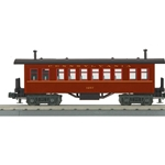 Railking Overton Passenger Coach - Pennsylvania #1275
