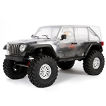 1:10 SCX10 III Jeep JLU Wrangler with Portals 4WD Kit