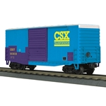 RailKing 40' High Cube Box Car - 