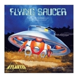 1/72 The Flying Saucer w/Clear Dome from Classic TV The Invaders