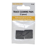 TRACK CLEANING PADS (2/pk) - N Scale