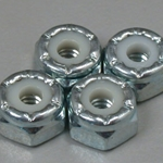 Great Planes 6-32 Nylon Insert Locking Nuts