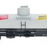 InterMountain ACF Type 27 Riveted 8000 Gal Tank Car Domino Sugar