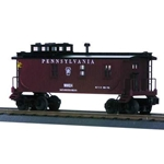 30-7715 MTH Railking Pennsy Semi Scale Caboose