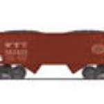 20-90615C MTH Premier 2-Bay Offset Hopper w/Load NYC