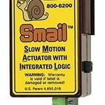 Circuitron Smail Slow Motion Actuator With Intergrated  Logic