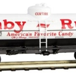 MicroTrains 39' Single Dome Tank - Baby Ruth