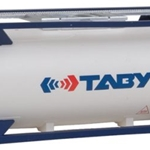 Scene Master 20' Tank Container - Taby