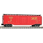 83090 Model Power 50' Box Car - Western Pacific