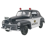 Revell 854318 1/25 '48 Ford Police Coupe 2n1