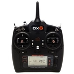 DX6 Transmitter Only Mode 2