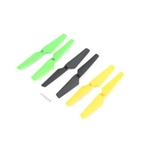 Blade Prop Set, Yellow, Green, Black: Zeyrok (6)