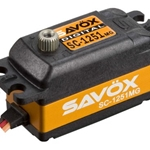 Savox Low Profile Digital Servo .09/125 @ 6.0V