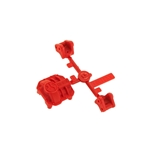 AX31384 AR44 Differential Cover/Link Mounts Red