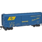 Atlas 50001767 N Louisville & Nashville PS-1 40' Boxcar #46778
