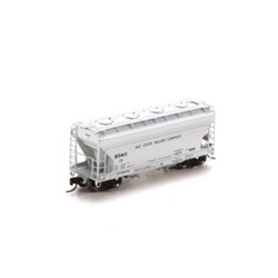 Athearn N ACF 2970 Covered Hopper, BSMX #13