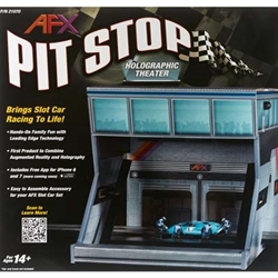 21070 Pit Stop Holographic Theater