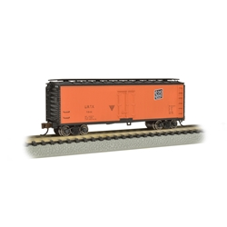 40' Wood Reefer - Ready to Run - Soo Line