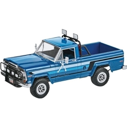 857224 1/25 1980 Jeep Honcho Ice Patrol