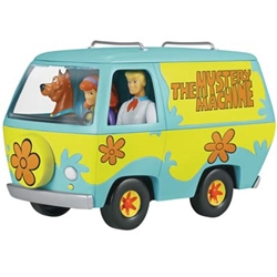 1/20 Scooby-Doo Mystery Machine