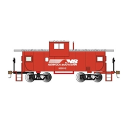 36' Wide Vision Caboose - NS