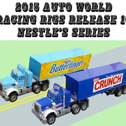 Auto World Racing Rigs Nestle's Series